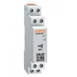 Przekaźnik czasowy wielozakresowy, 1 zestyk, komunikacja NFC