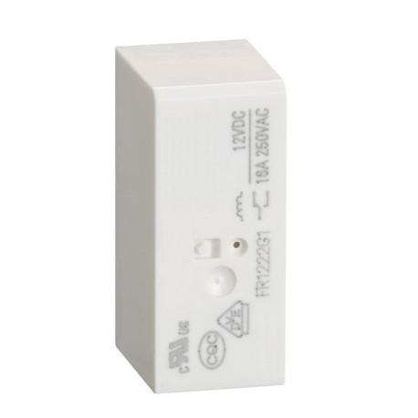 Przekaźnik miniaturowy, sterowanie 24VDC, 2C/O, 10A, do gniazd HR5XS2